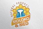 Лого Молоко и мед