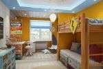 apartment in Moscow, visualization for Maria Shvetsova