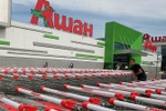 Гипермаркет АШАН теперь и на Алтае