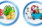 Иконки для туристической компании