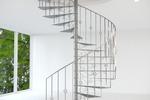 Визуализация винтовой лестницы