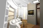 Квартира для Олега-гостиная