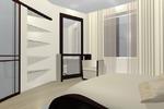 Квартира для американца-спальня