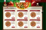 Дизайн интернет-магазина пиццы