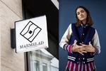 """Брендинг для бутика женской одежды """"MARMELAD"""""""