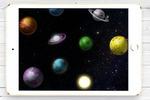 Небесные тела для мобильной игры