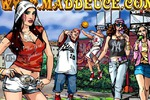 Дизайн сайта Маддеус
