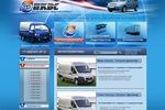 Дизайн сайта ПКВС