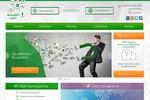 Дизайн сайта Инвестирования