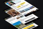 Дизайн мобильного приложения Wecret