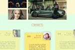 Дизайн сайта видеостудии