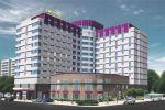 Строительство 11-этажной гостиницы