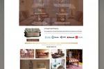 Landing Page для магазина мебели