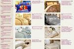 Наполнение ИМ домашнего текстиля