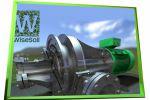 Module WiseSoil Biogas Pump 3D Animation