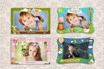 Детские рамки для фотографий