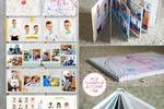 Дизайн детского фотоальбома