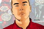 Comics portrait