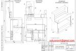 Стол-кровать (2-х ярусная) трансформер