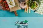 Разработка логотипа для итальянского ресторана Trattoria Tomassо