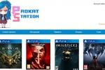Магазин онлайн-игр