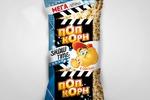 Упаковка попкорна