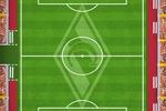 Футбольное поле для мобильной игры
