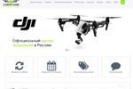Интернет-магазин квадрокоптеров для компании «Kwadrokopter»