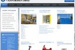 Сайт-каталог газорегуляторной продукции завода «Газпромэнергомаш