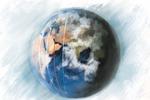 """Иллюстрация для игры """"Моя Планета"""""""