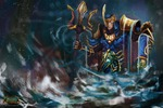 Арт для ивента в Battle of Immortals