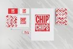 "Фирменный стиль сети кафе быстро питания ""Chip Chips"""