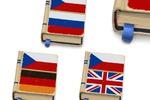 Иконка словаря для мобильного сервиса перевода