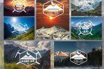 Разработка логотипа для высокогорного кафе АЙ