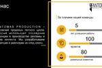 """Презентация для """"Fantomas Production"""""""