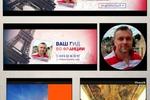 Дизайн шапок VK, FB и аватара // gid-ekskursii-paris.com