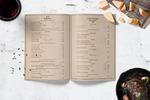 Разработка меню для итальянского ресторана