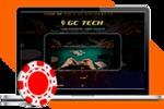 Сайт - визитка разработчиков игр для соц.сетей Wordpress