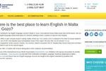 Доработка оформления заявки на сайте по изучению английского
