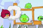 Angry birds and Leroy Merlin (Сложная 2d графика)