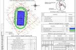 Проектирование мини-футбольного поля в с.Орево