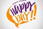 Логотип, праздничное агентство