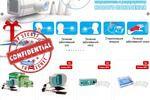 Разработка полноценного сайта под товар для здоровья