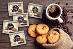 Упаковка для печенья - упаковано