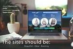 Мой новый сайт для портфолио