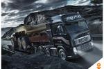 Магазин тюнинга и запчастей для грузовиков