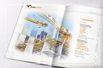 Дизайн каталога-справочника для поставщика кранов