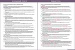 Редактура юридического документа на русском
