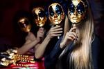 маски для мафии в венецианском стиле