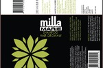 Отрисовка в векторе упаковки Milla Marie
